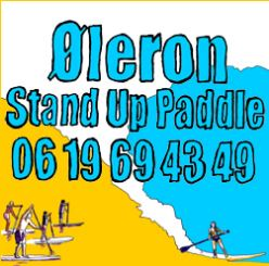 Stand Up Paddle Oleron