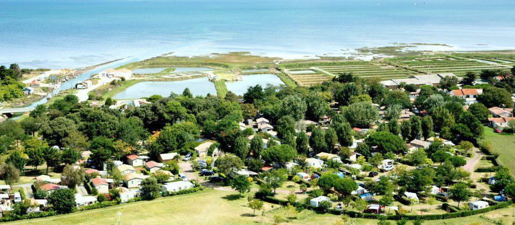 vacances camping oleron vue mer
