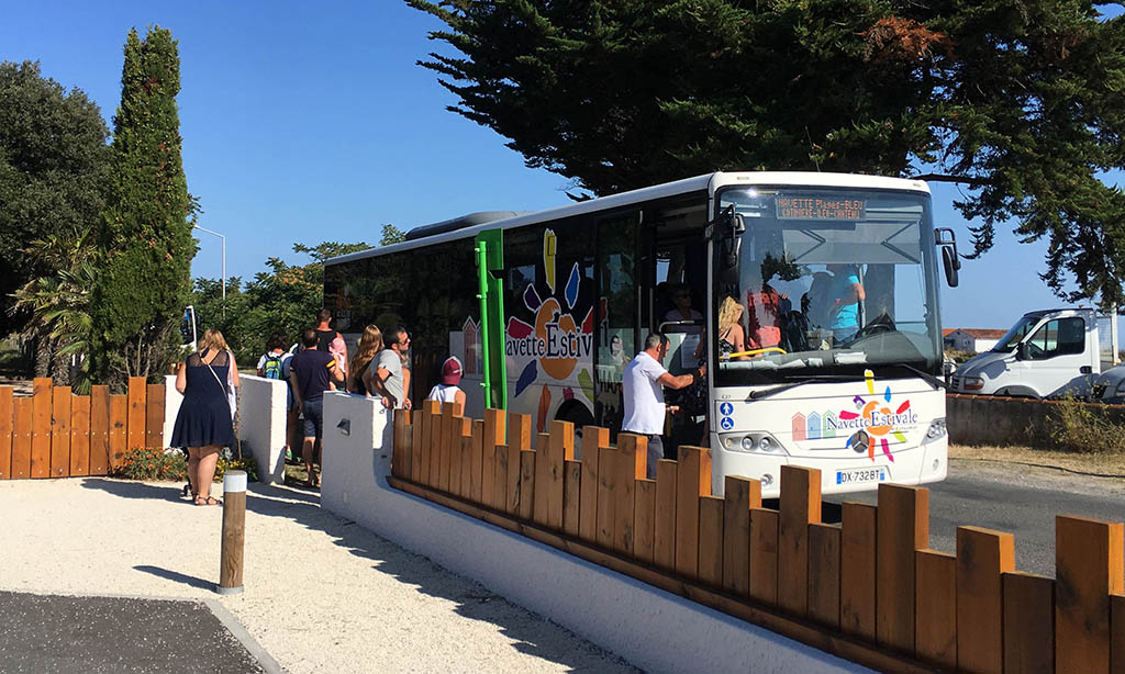 transport vert oleron tourisme