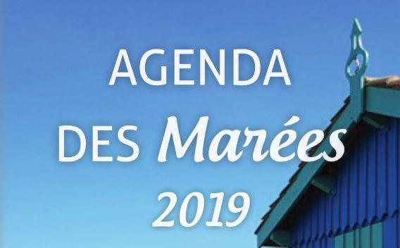 agenda marees oleron 2019